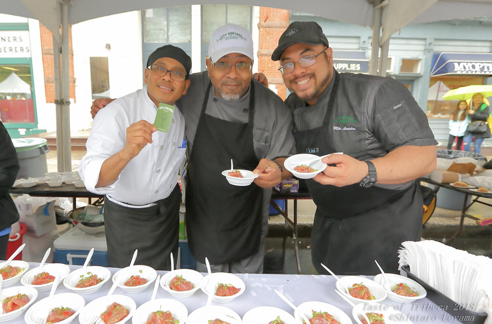 Celebrating 25 Years of Taste of Tribeca