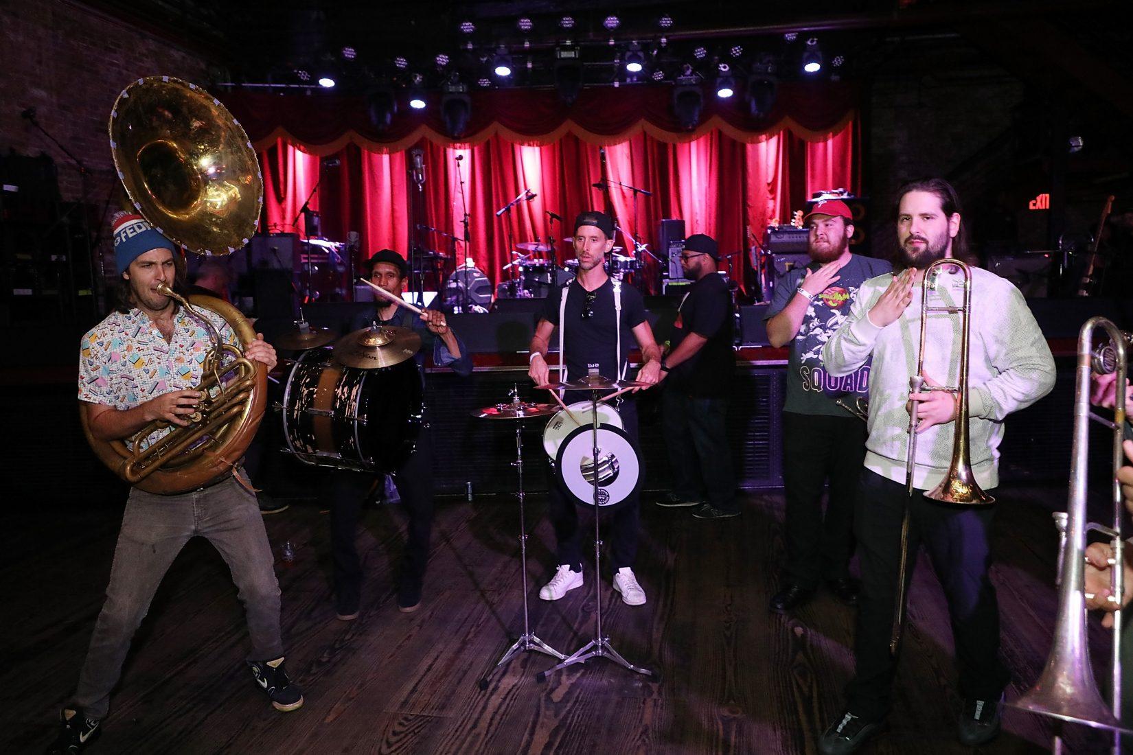 New York Public Radio Rocks Out At Brooklyn Bowl Fundraiser