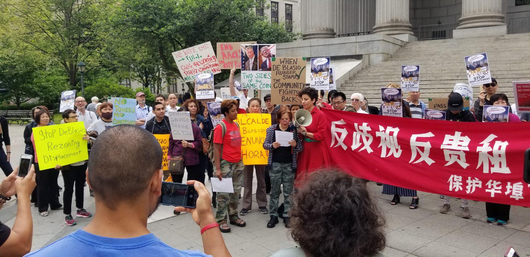 Two Bridges Lawsuit Win for Lower East Side Organized Neighbors