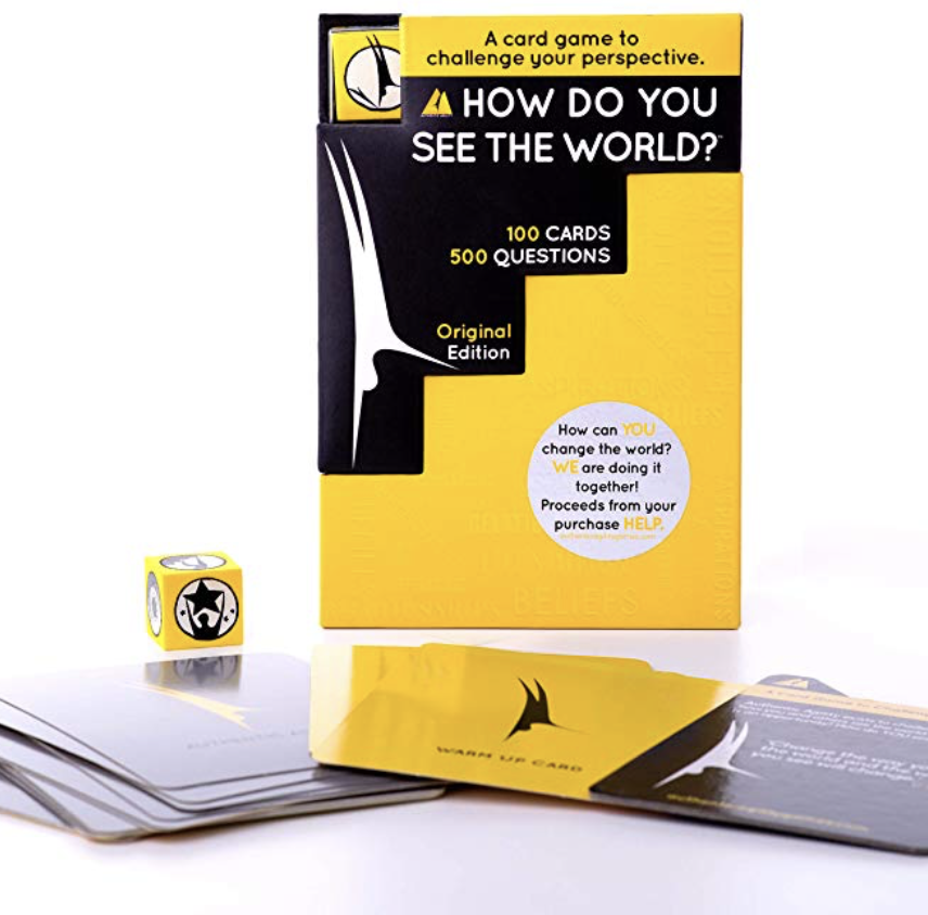 Authentic Agility's New Card Game Will Challenge Your Perspective On The World