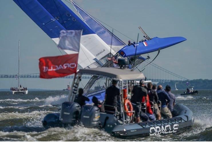 SailGP Day 1 Recap