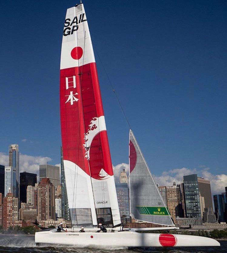 SailGP Final Day New York
