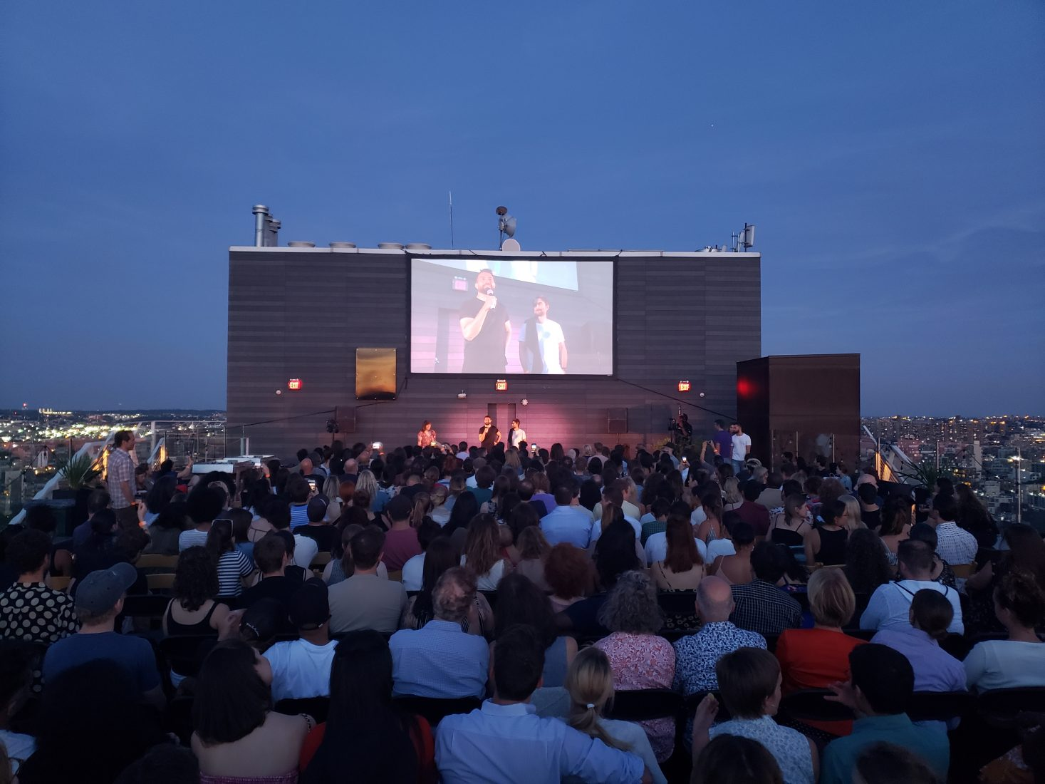 Rooftop Films: What to Know, Where to Go, and How It Went