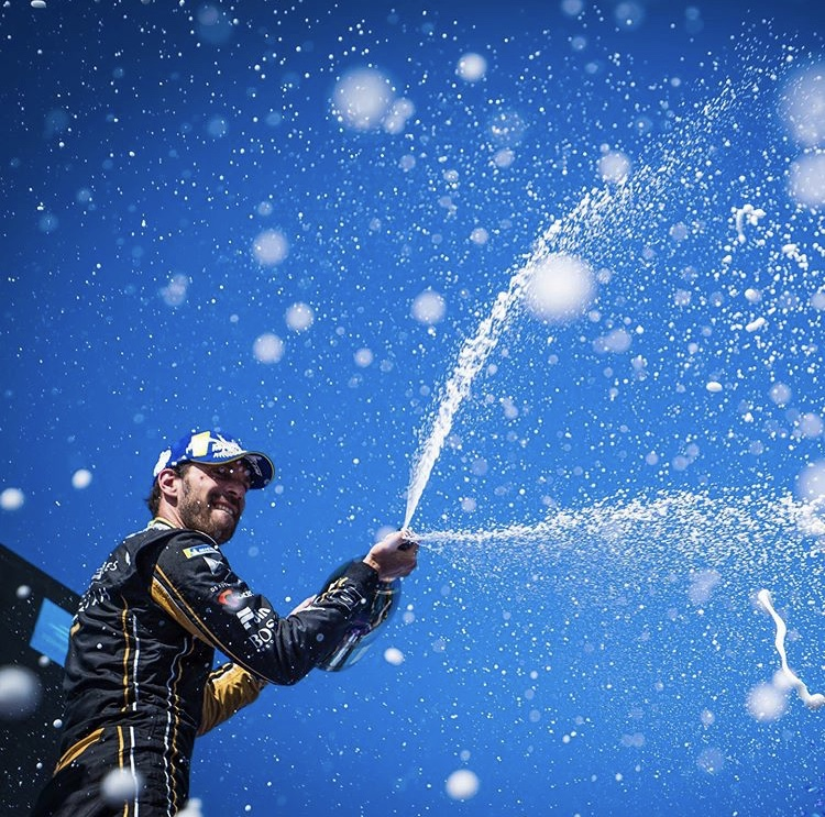 Jean-Eric Vergne Wins Back-to-Back Championships