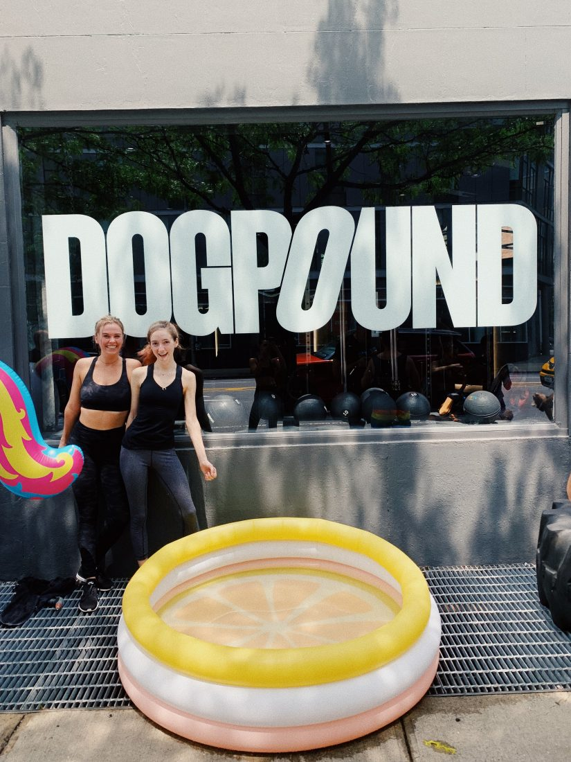 Pride at the Dogpound