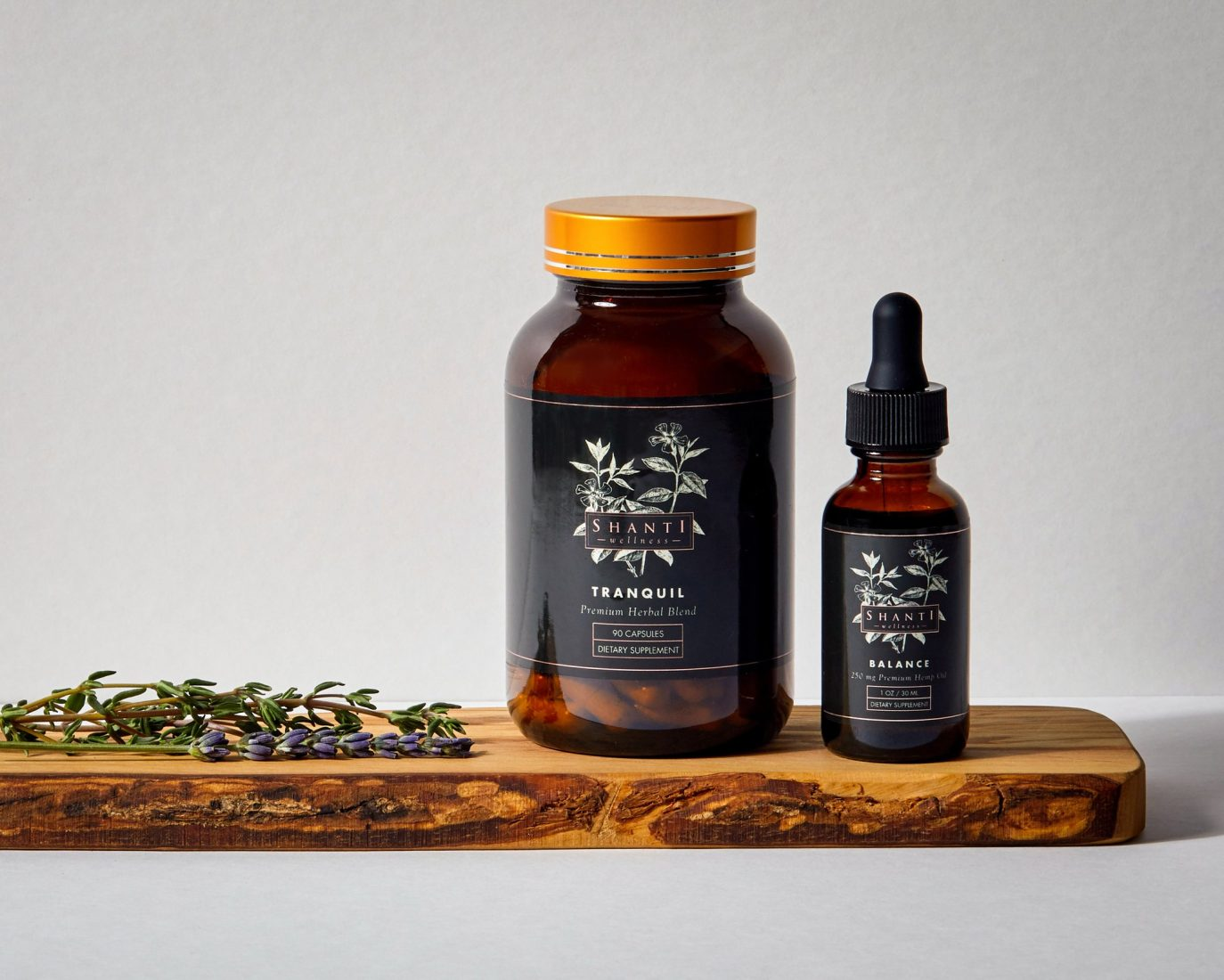 Old Meets New In Shanti Wellness Product Launch