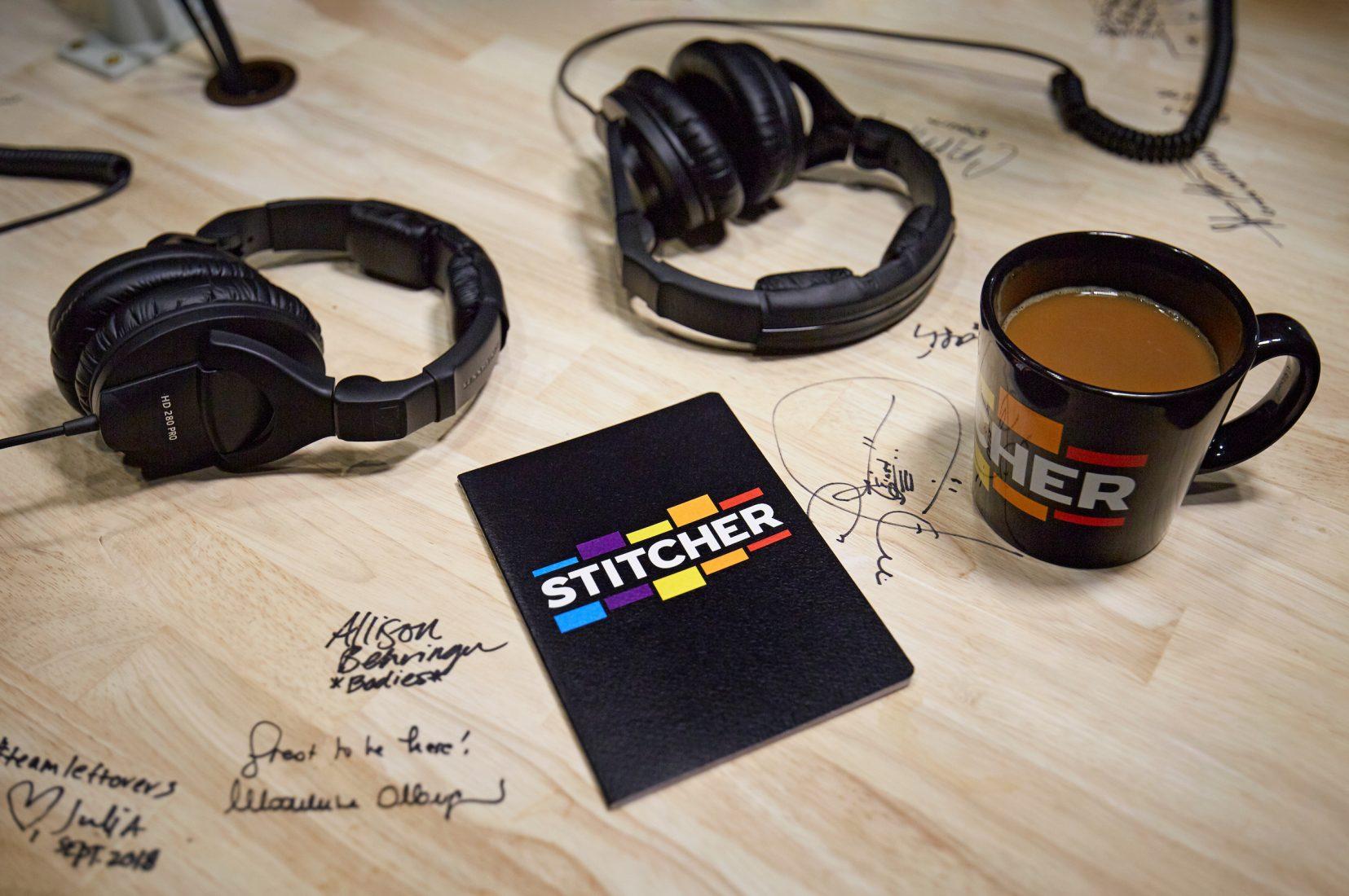 Stitcher Radio NYC Partners With WSDG For Next Level Sound