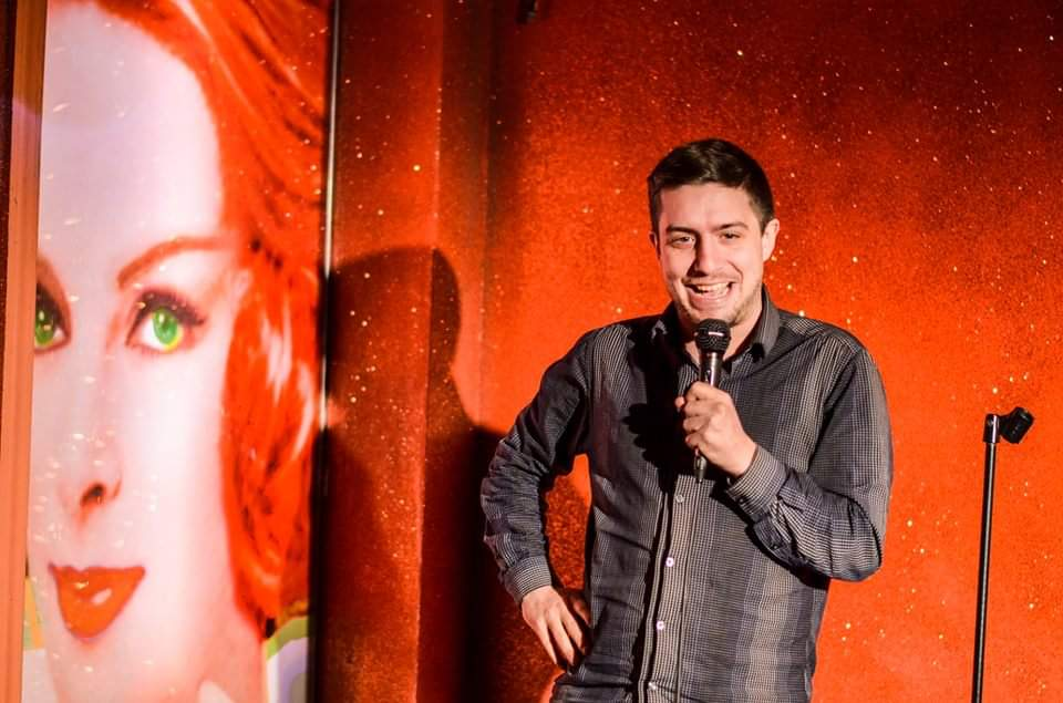 """Tinder Tales"" Podcaster David Piccolomini Talks Online Dating"