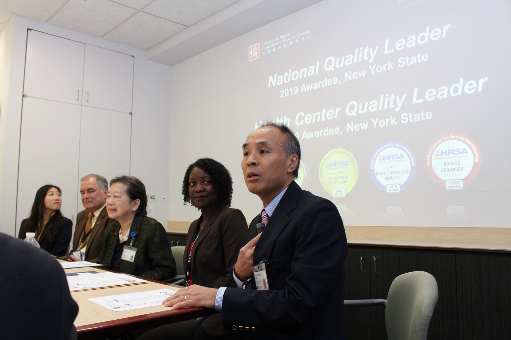Charles B Wang Community Health Center Recognized As Quality Improvement Leader Recipient