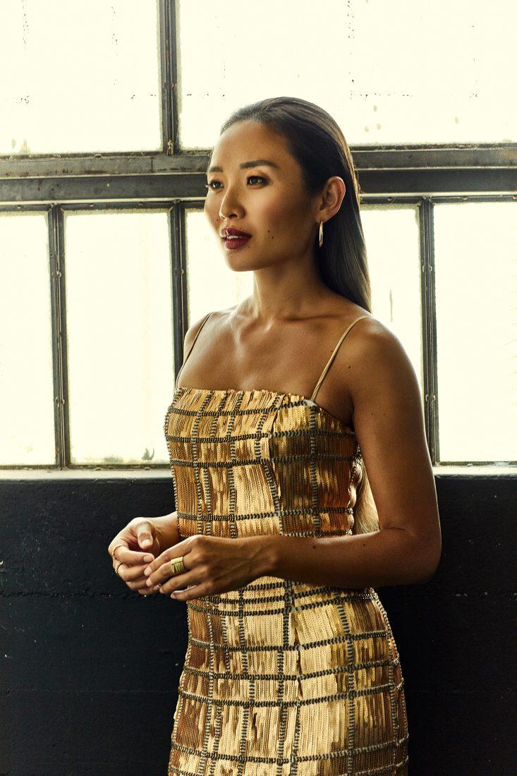 Downtown Interview:  Actress Li Jun Li
