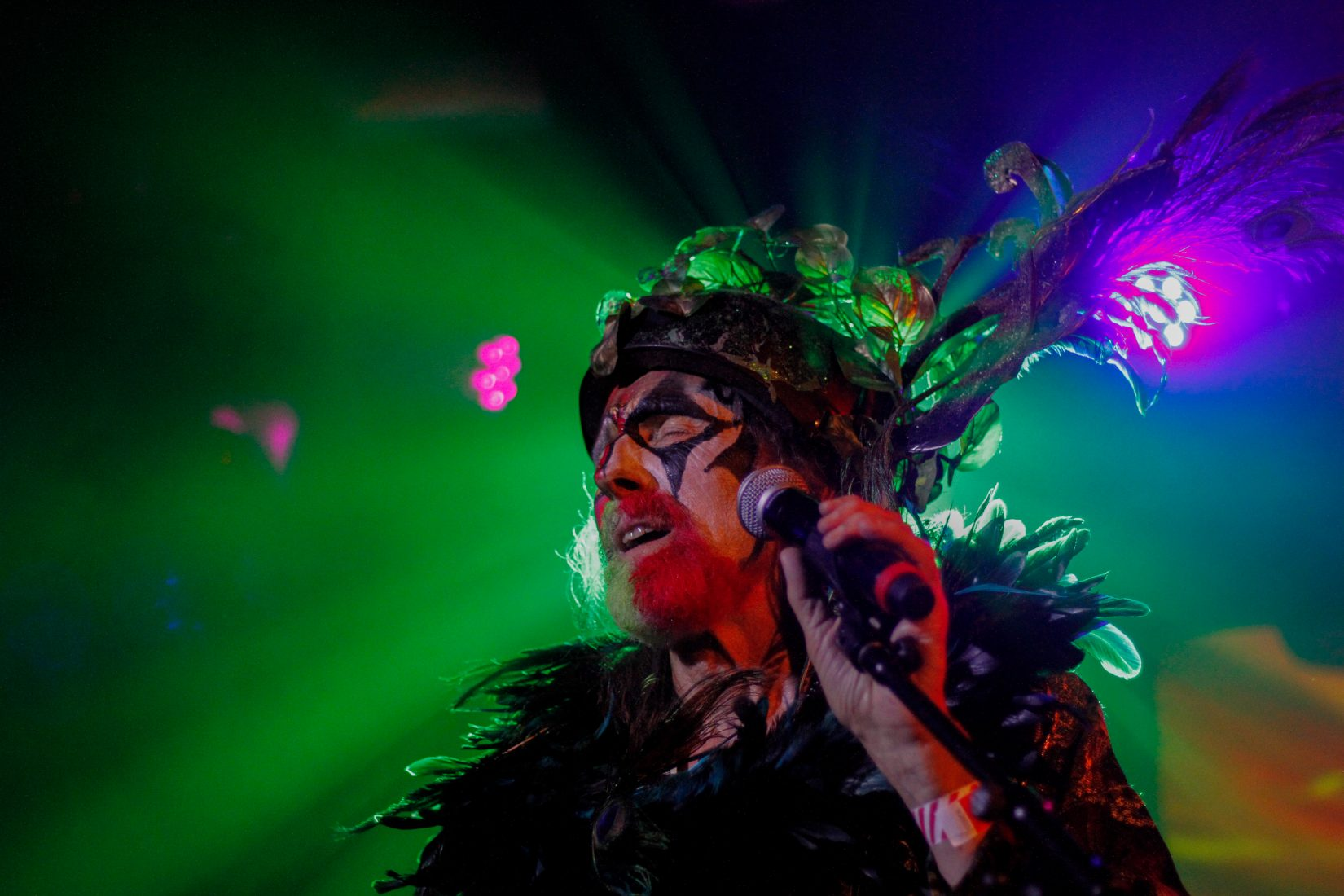 The Crazy World of Arthur Brown Heats Up Le Poisson Rouge
