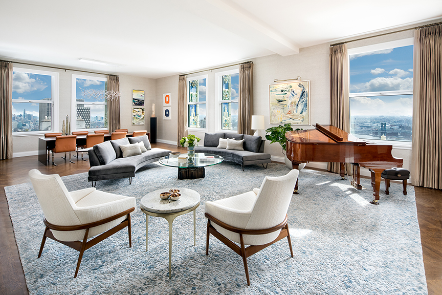 Interior Designer Alan Tanksley Reinvisions Luxury, Project by Project