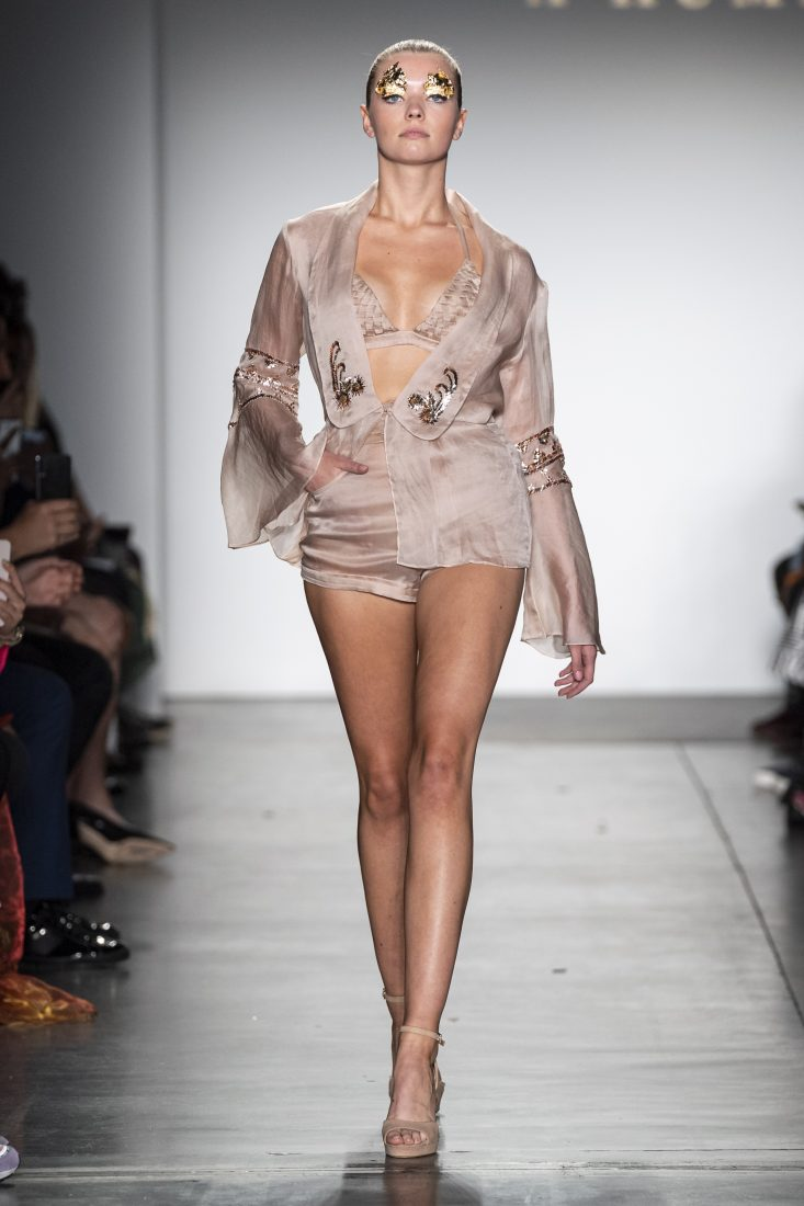 CAAFD Showcased Six Collections From Emerging Designers