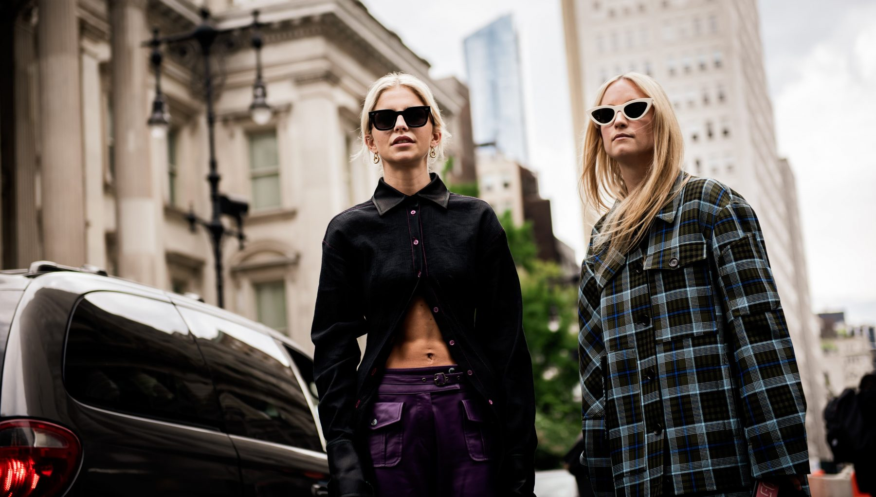 Street Style Fashion NYFW 2019 Spotted By Downtown Part 2