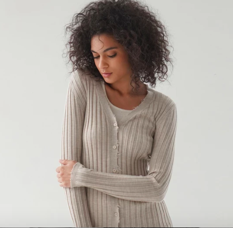 Sustainable Cashmere Brand Carol Chugani Made Its Debut During NYFW