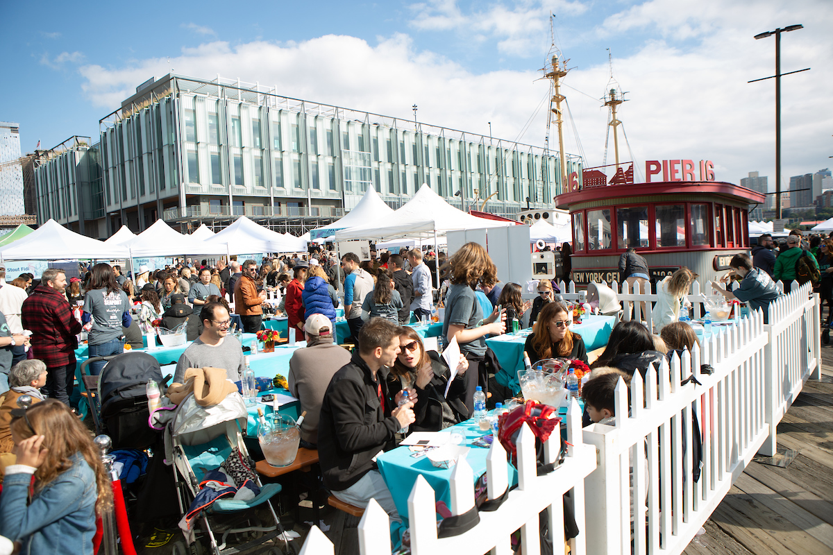 Upcoming Event: 10TH ANNUAL TASTE OF THE SEAPORT