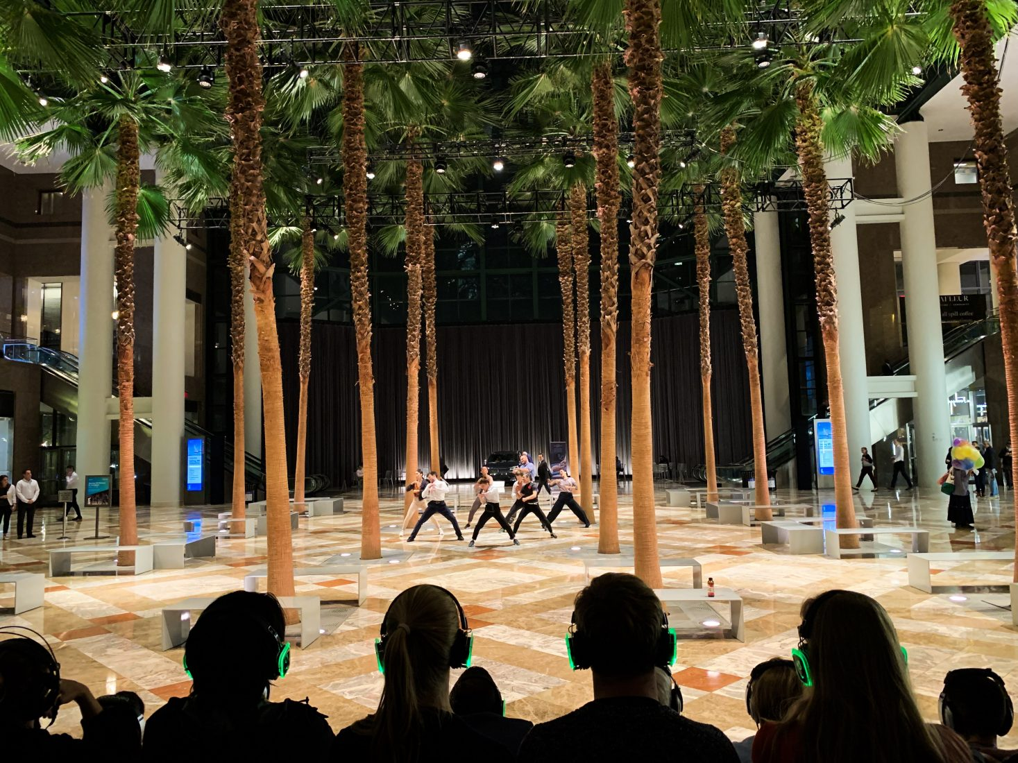Review: Days Go By, an innovative dance performance at Brookfield Place