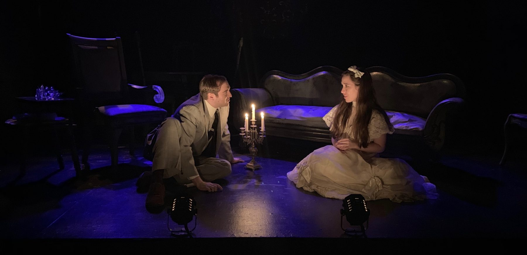 The Wild Project's Glass Menagerie is Shadowy, Haunting