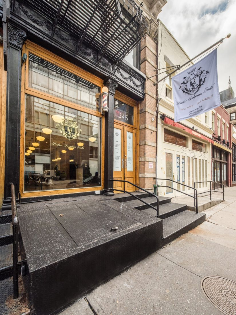 Barber Surgeons Guild: A Portal to Haircuts Past and Future