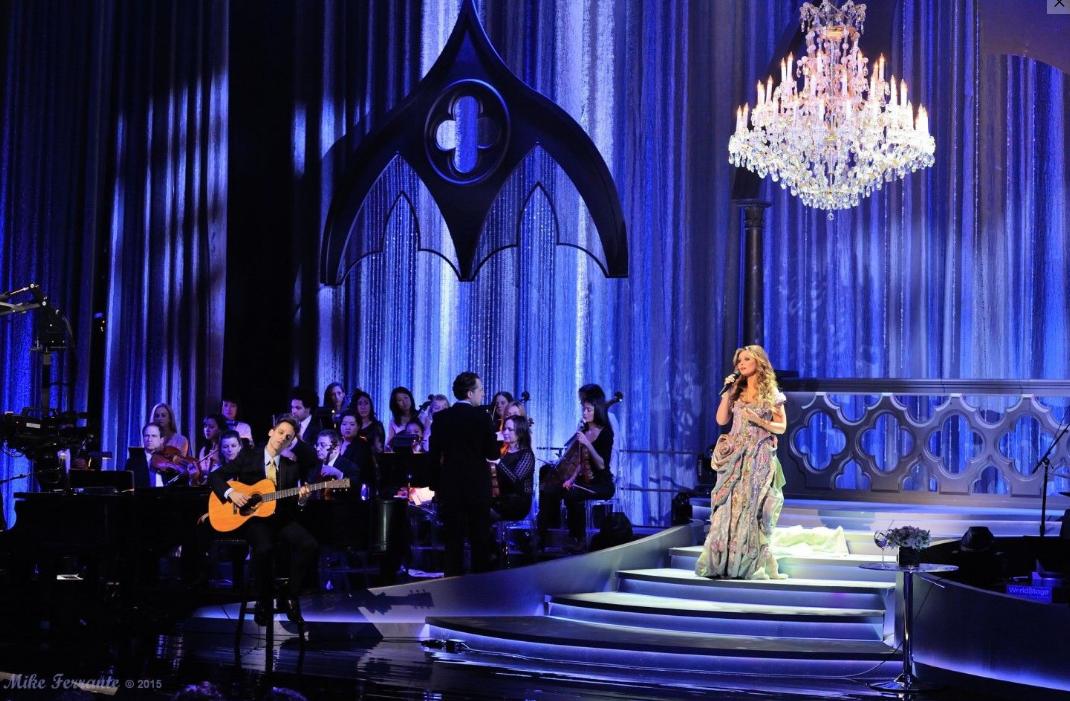 Giada Valenti Returns to New York, Love Under The Christmas Tree