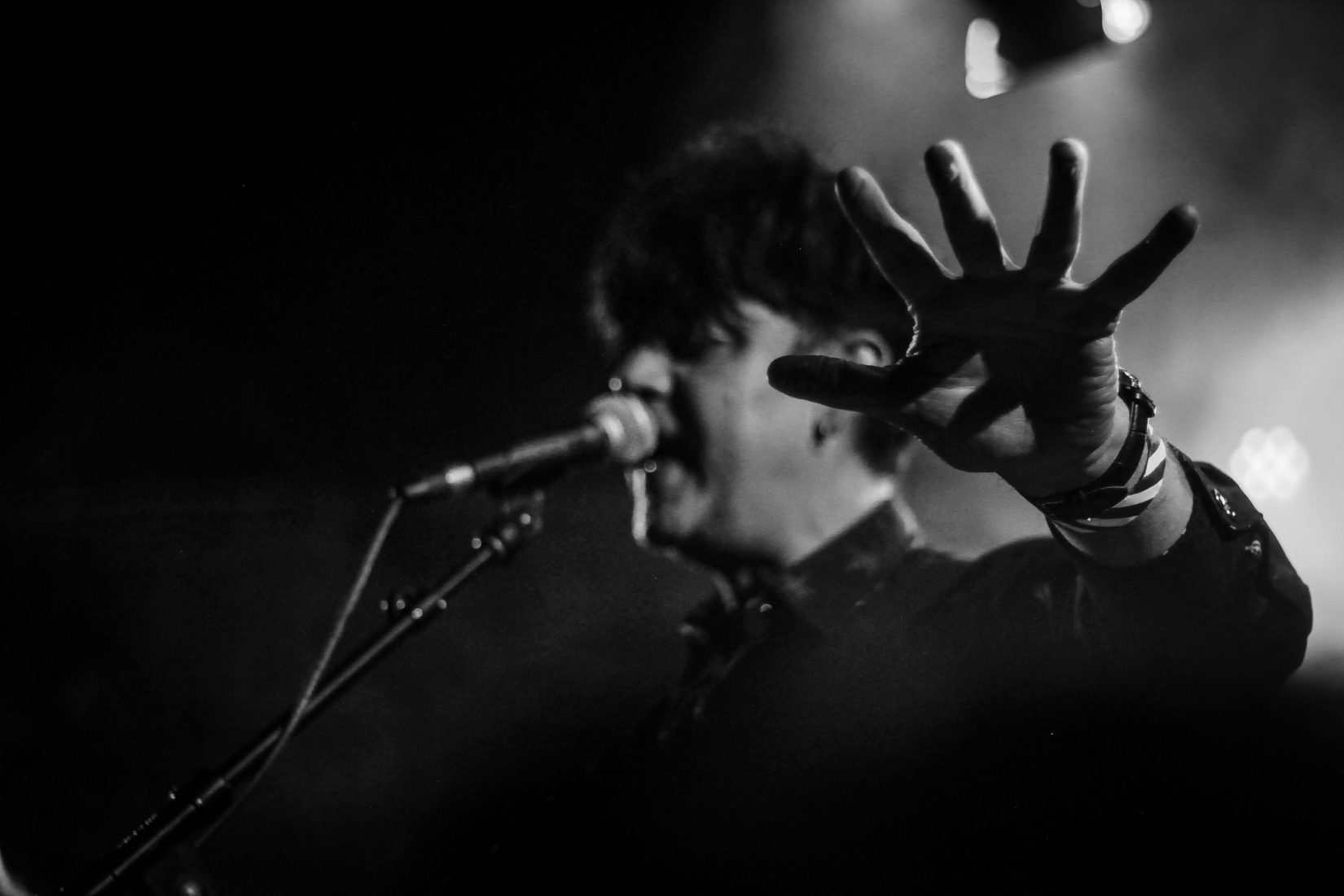 Clan of Xymox Materializes at Le Poisson Rouge