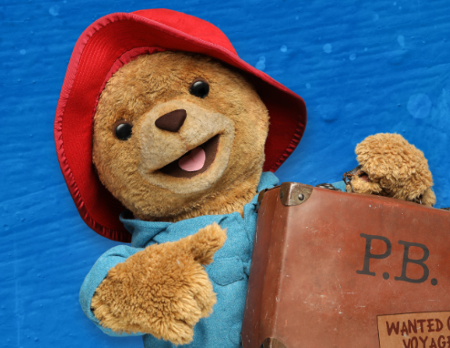 Paddington Arrives in New York and Gets in a Jam