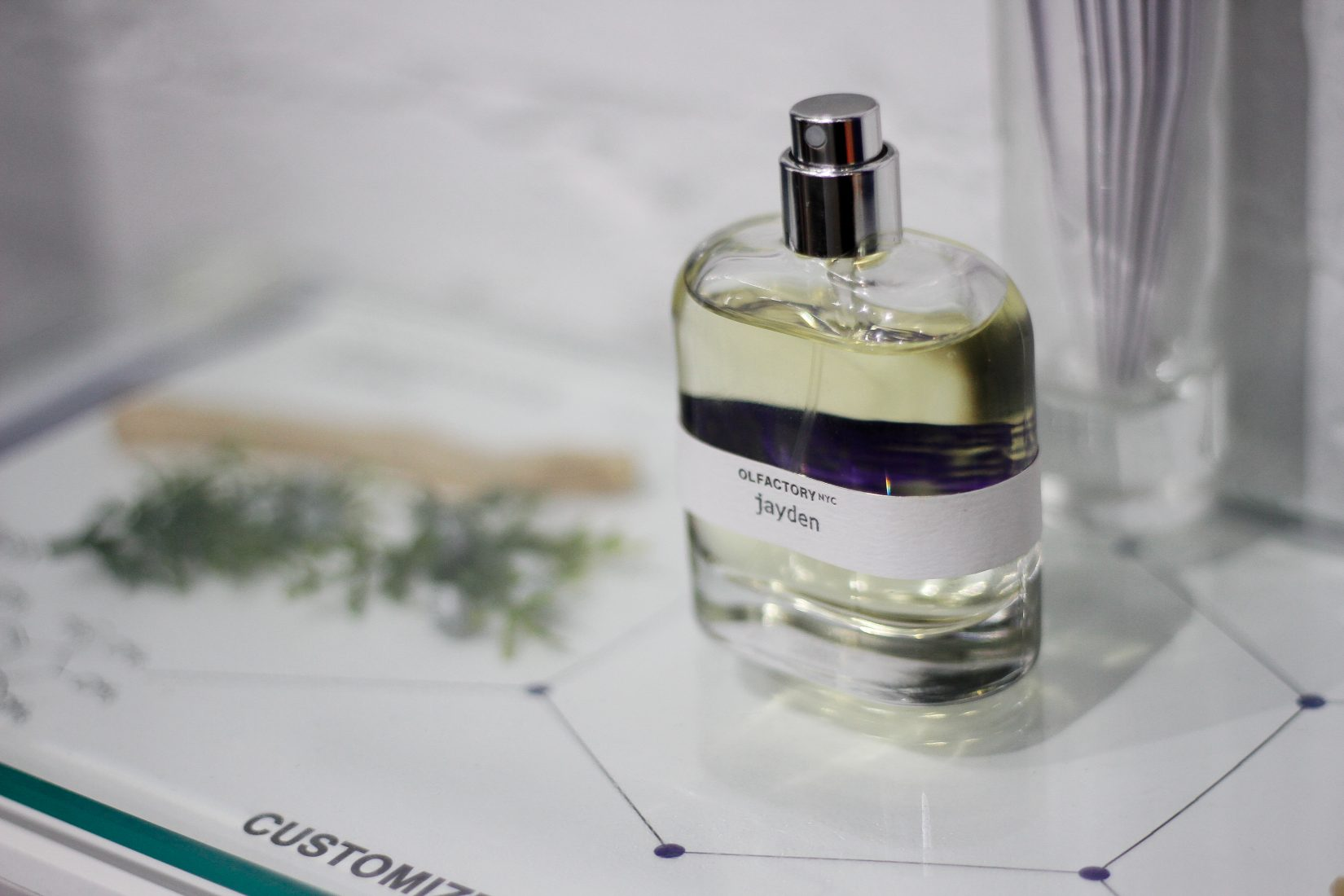 Choose Your Own Adventure: Create Your Signature Scent At Olfactory NYC