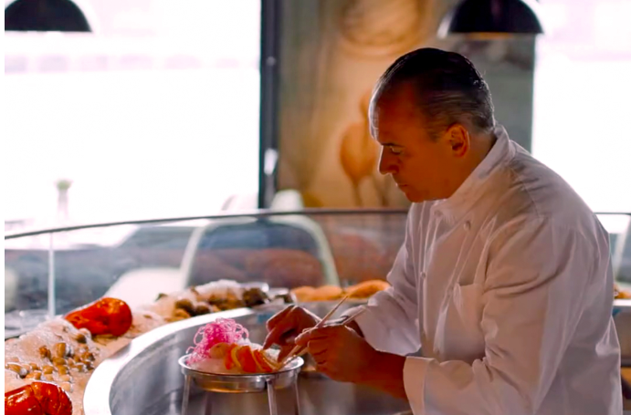 The Sexiest Menu in New York City: Jean-George's The Fulton