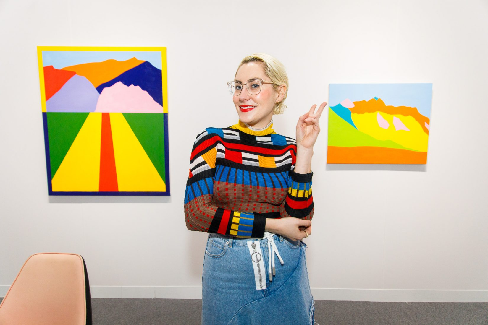 VOLTA NY Brings A World of Art to Metropolitan West