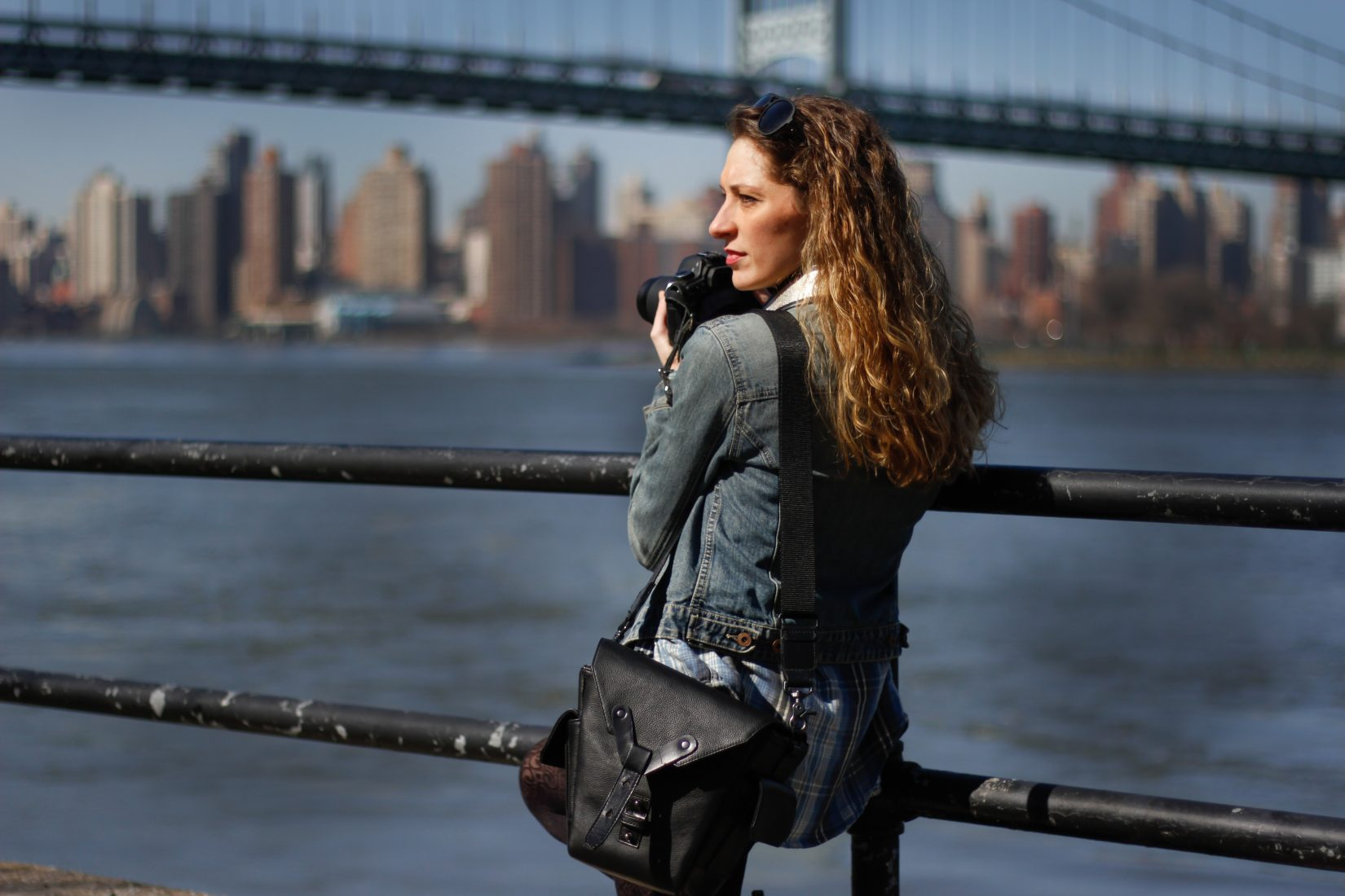 Heavy Leather NYC Is The Right Fit For City Photography