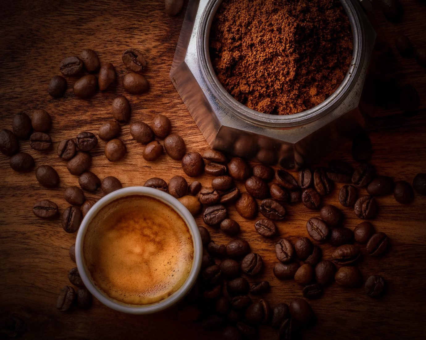 Crunching The Numbers: The World's Favorite National Food Day Belongs To Coffee