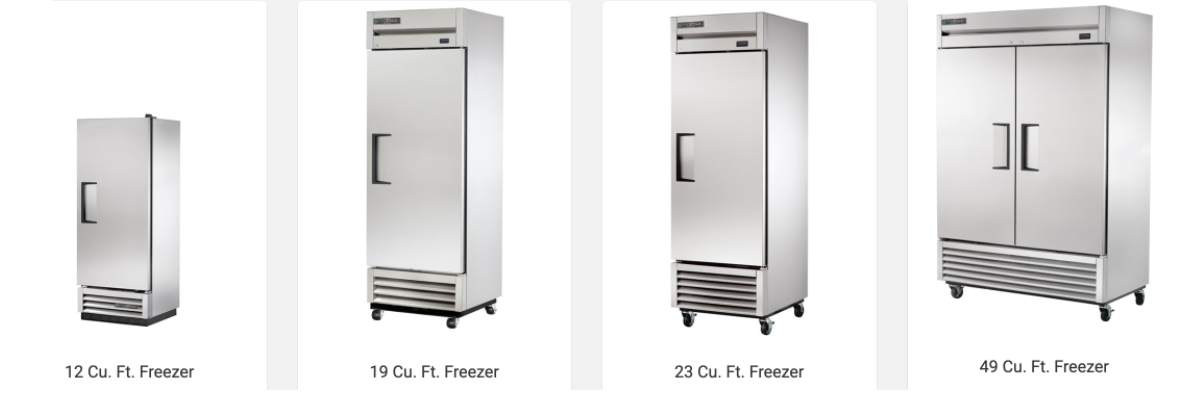 True Residential Offers Large Capacity Freezer and Refrigerator Factory Direct Program During COVID-19