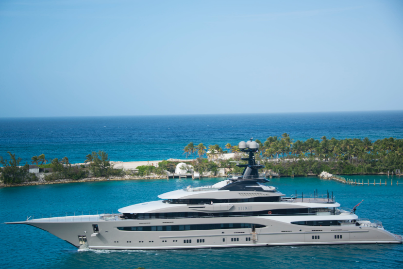 Tips for Designing a Yacht