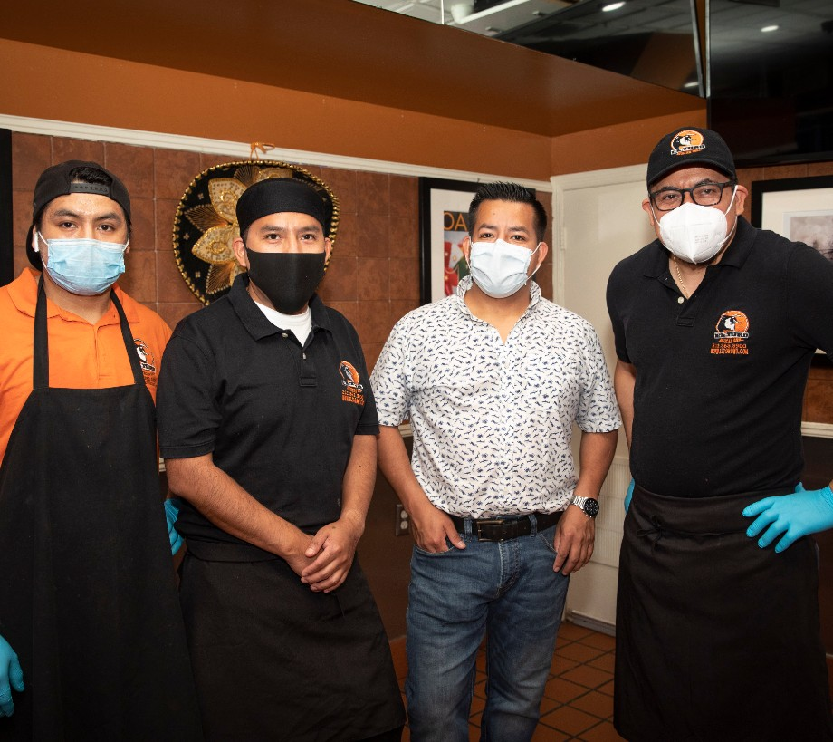 REOPENING EL TORO MEXICAN GRILL