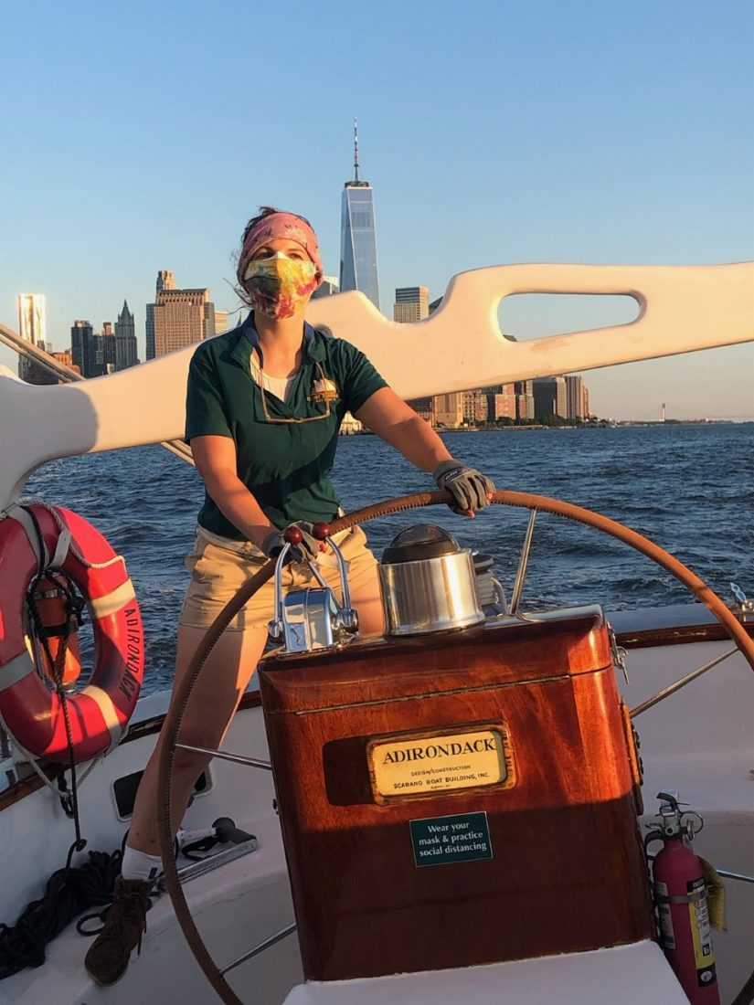 From Illinois SoyBean Fields to NYC Maritime