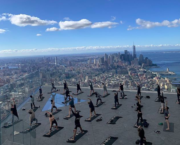 Survival of the Fittest – Staying Fit in New York