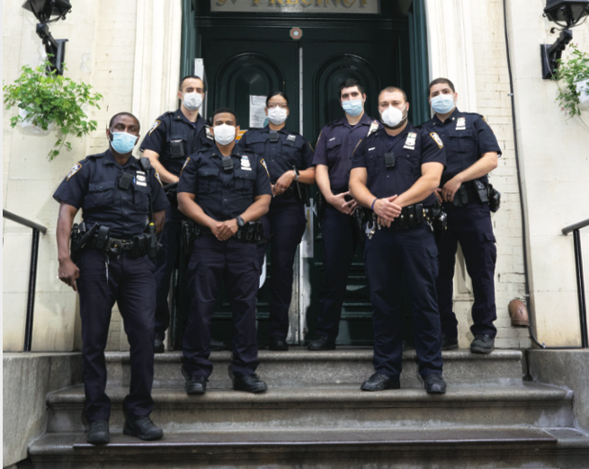 A Time to Bond – The Finest NYPD