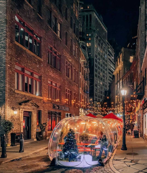 58 WAYS TO SUPPORT LOWER MANHATTAN BUSINESSES THIS HOLIDAY SEASON