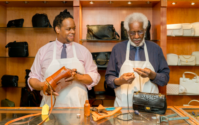 Artbag Only Black-Owned Business Along Madison Avenue