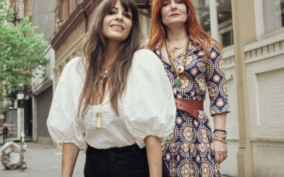 Downtown Q&A: Celine Kaplan and Amy Focazio