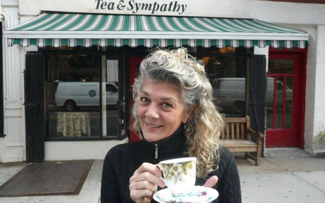 Downtown Highlights: Tea and Sympathy A bit of British here in New York